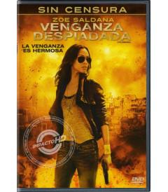 DVD - VENGANZA DESPIADADA (COLOMBIANA)