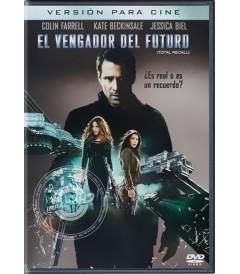 DVD - EL VENGADOR DEL FUTURO (VERSIÓN DE CINE)