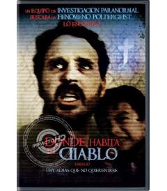 DVD - DONDE HABITA EL DIABLO