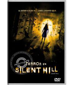 DVD - TERROR EN SILENT HILL