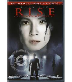 DVD - RISE (CAZADORA DE SANGRE)