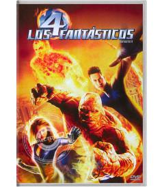 DVD - LOS 4 FANTÁSTICOS - USADA