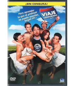 DVD - VIAJE CENSURADO - USADA