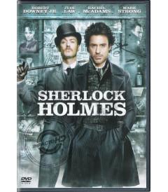 DVD - SHERLOCK HOLMES - USADA