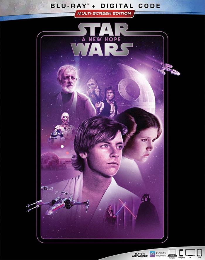 STAR WARS EPISODIO IV (UNA NUEVA ESPERANZA) (SIN CÓDIGO DIGITAL)
