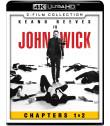 4K UHD - JOHN WICK 1 & 2