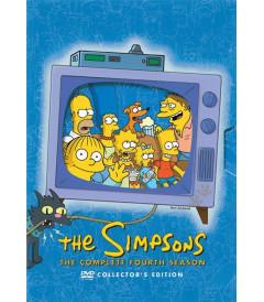 DVD - LOS SIMPSONS 4° TEMPORADA