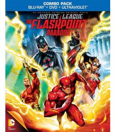 DC ANIMADA 18 - LIGA DE LA JUSTICIA (LA PARADOJA DEL TIEMPO) - USADA