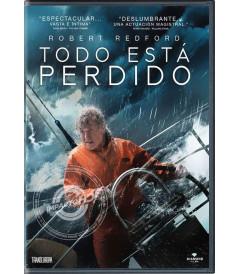 DVD - TODO ESTÁ PERDIDO - USADA