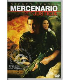 DVD - MERCENARIO DE LA JUSTICIA
