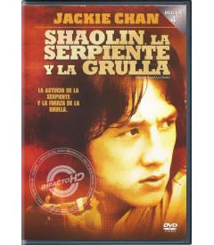 DVD - SHAOLIN, LA SERPIENTE Y LA GRULLA