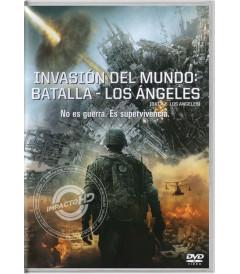 DVD - INVASIÓN DEL MUNDO (BATALLA: LOS ÁNGELES)
