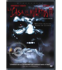 DVD - LA CASA DE LOS MUERTOS II