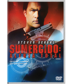 DVD - SUMERGIDO (ALERTA TOTAL)