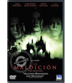 DVD - LA MALDICIÓN
