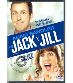 DVD - JACK Y JILL