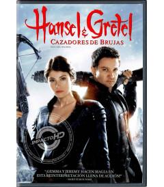 DVD - HANSEL Y GRETEL (CAZADORES DE BRUJAS)