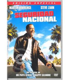 DVD - SEGURIDAD NACIONAL (EDICIÓN ESPECIAL)