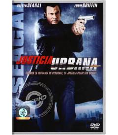DVD - JUSTICIA URBANA