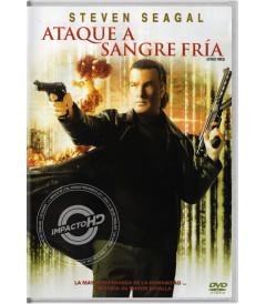 DVD - ATAQUE A SANGRE FRÍA
