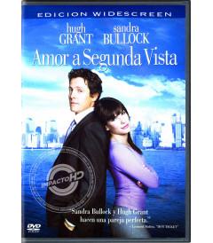 DVD - AMOR A SEGUNDA VISTA - USADA