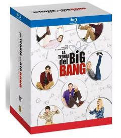 LA TEORÍA DEL BIG BANG (LA SERIE COMPLETA) (*)