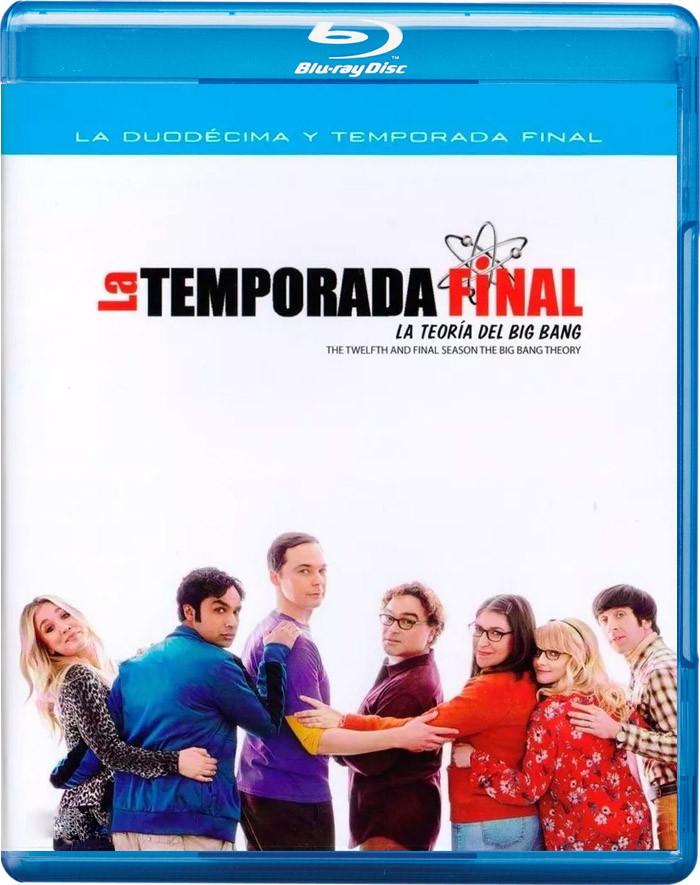 LA TEORÍA DEL BIG BANG (TEMPORADA 12 Y FINAL COMPLETA) (*)