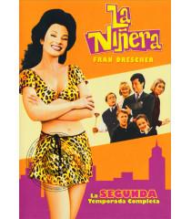 DVD - LA NIÑERA (2° TEMPORADA COMPLETA)