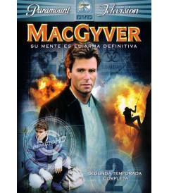 DVD - MACGYVER (2° TEMPORADA COMPLETA)