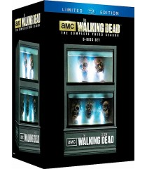 THE WALKING DEAD - 3° TEMPORADA COMPLETA (EDICIÓN EXCLUSIVA ACUARIO MCFARLANE)