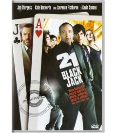 DVD - 21 BLACK JACK