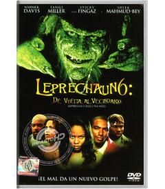 DVD - LEPRECHAUN 6 (DE VUELTA AL VECINDARIO)