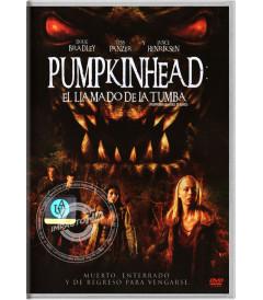 DVD - PUMPKINHEAD (EL LLAMADO DE LA TUMBA)