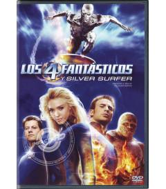 DVD - LOS 4 FANTÁSTICOS Y SILVER SURFER