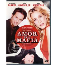 DVD - AMOR EN LA MAFIA