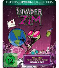 INVASOR ZIM (LA SERIE COMPLETA) (EDICIÓN ESPECIAL METALPAK) (SIN ESPAÑOL)