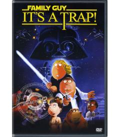 DVD - PADRE DE FAMILIA (IT'S A TRAP) - USADA