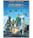 DVD - STAR WARS (RESISTANCE)