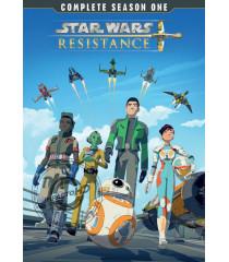 DVD - STAR WARS (RESISTANCE) (1° TEMPORADA COMPLETA)