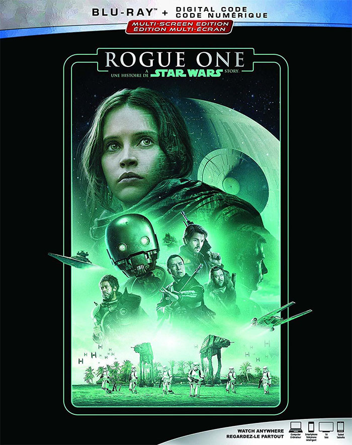 ROGUE ONE (UNA HISTORIA DE STAR WARS (SIN CÓDIGO DIGITAL)