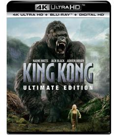 4K UHD - KING KONG (ULTIMA EDICIÓN)