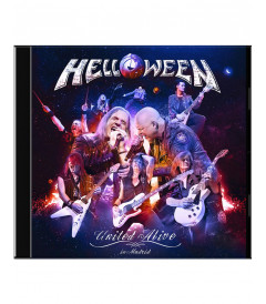 HELLOWEEN (UNITED ALIVE)