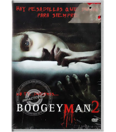 DVD - BOOGEYMAN 2 (EL NOMBRE DEL MIEDO) - USADA