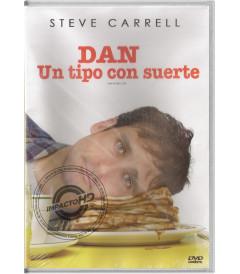 DVD - DAN (UN TIPO CON SUERTE)