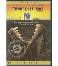DVD - TREMORS (TERROR BAJO LA TIERRA) (EDICIÓN DE COLECCIÓN) - USADA