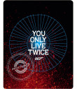 007 SOLO SE VIVE DOS VECES (EDICIÓN STEELBOOK BEST BUY EXCLUSIVO) - USADA