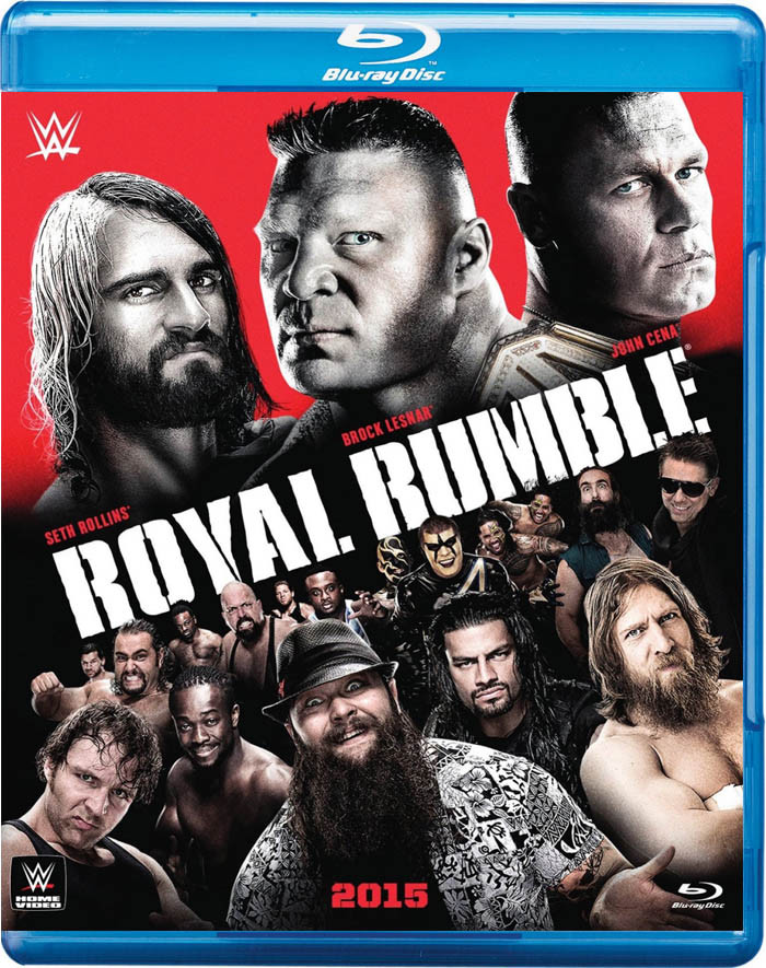 WWE ROYAL RUMBLE (2015) - USADA