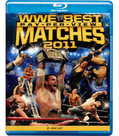 WWE BEST PAY PER VIEW MATCHES (2011) - USADA