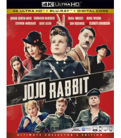 4K UHD - JOJO RABBIT
