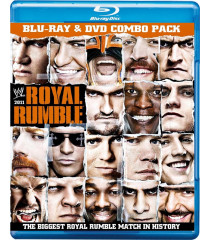 WWE ROYAL RUMBLE (2011) - USADA